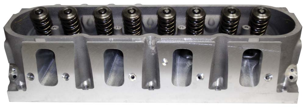 "SDPC Gen IV LS3 Series CNC Cylinder Heads (Pair) w/Stainless HP Valves - .650"" Single Valve Springs"