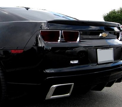 2010-2013 Camaro GSCreations Tail Light Blackout Kit