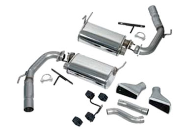 1999-2004 Ford Mustang Roush Performance Exhaust System (For Cars Equipped with Side Exhaust Exits