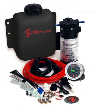 Snow Performance Stage 2.5 Boost Cooler- Nylon Line