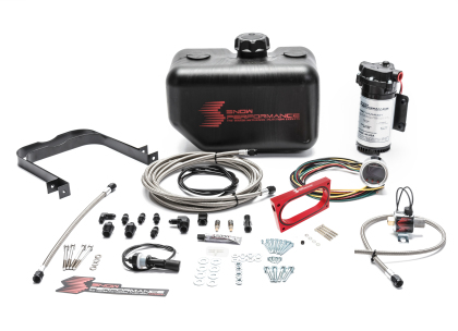 2005-2010 Ford Mustang 4.6L V8 Snow Performance Water-Methanol Injection Kit - Stage 2 Boost Cooler
