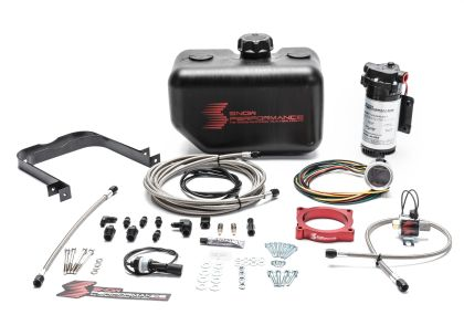 2015+ Ford Mustang 2.3L I4 Snow Performance Water-Methanol Injection Kit - Stage 2 Boost Cooler