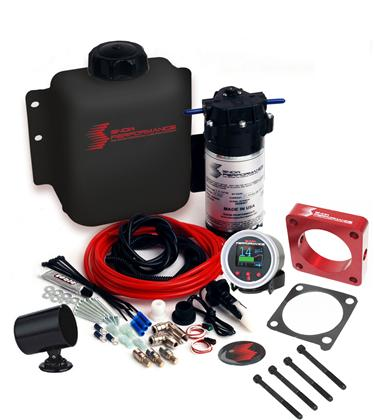 2014-2017 C7 Corvette V8 Snow Performance Water-Methanol Injection Kit - Stage 2 Boost Cooler