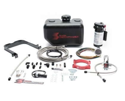 2014-2017 C7 Corvette Snow Performance Water-Methanol Injection Kit - Stage 2 Boost Cooler