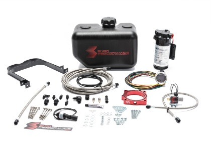 2008+ Challenger/Charger 5.7/6.1/6.4 V8 Snow Performance Water-Methanol Injection Kit - Stage 2 Boost Cooler