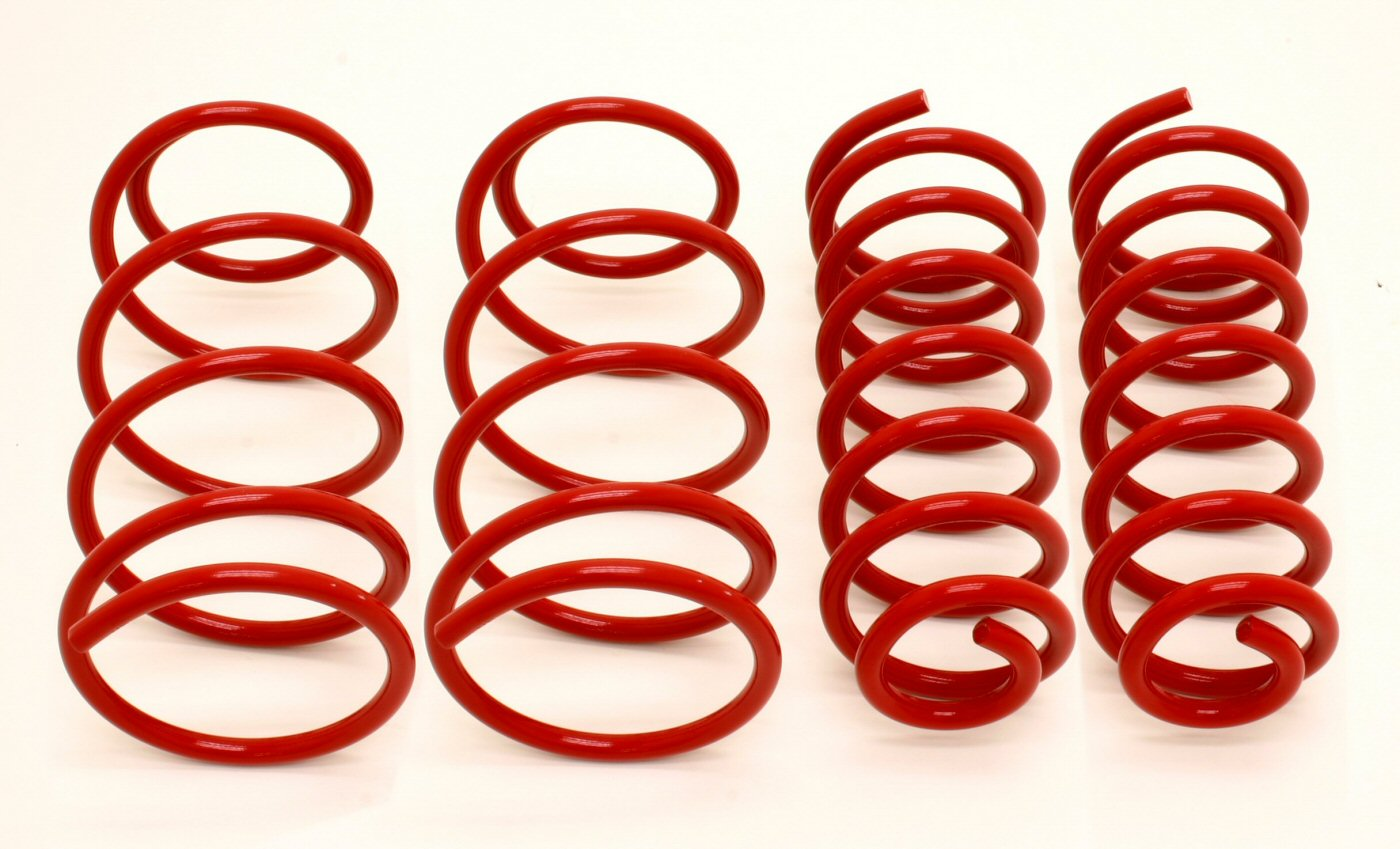 08-09 G8 GT/GXP BMR Fabrication Front and Rear Lowering Springs