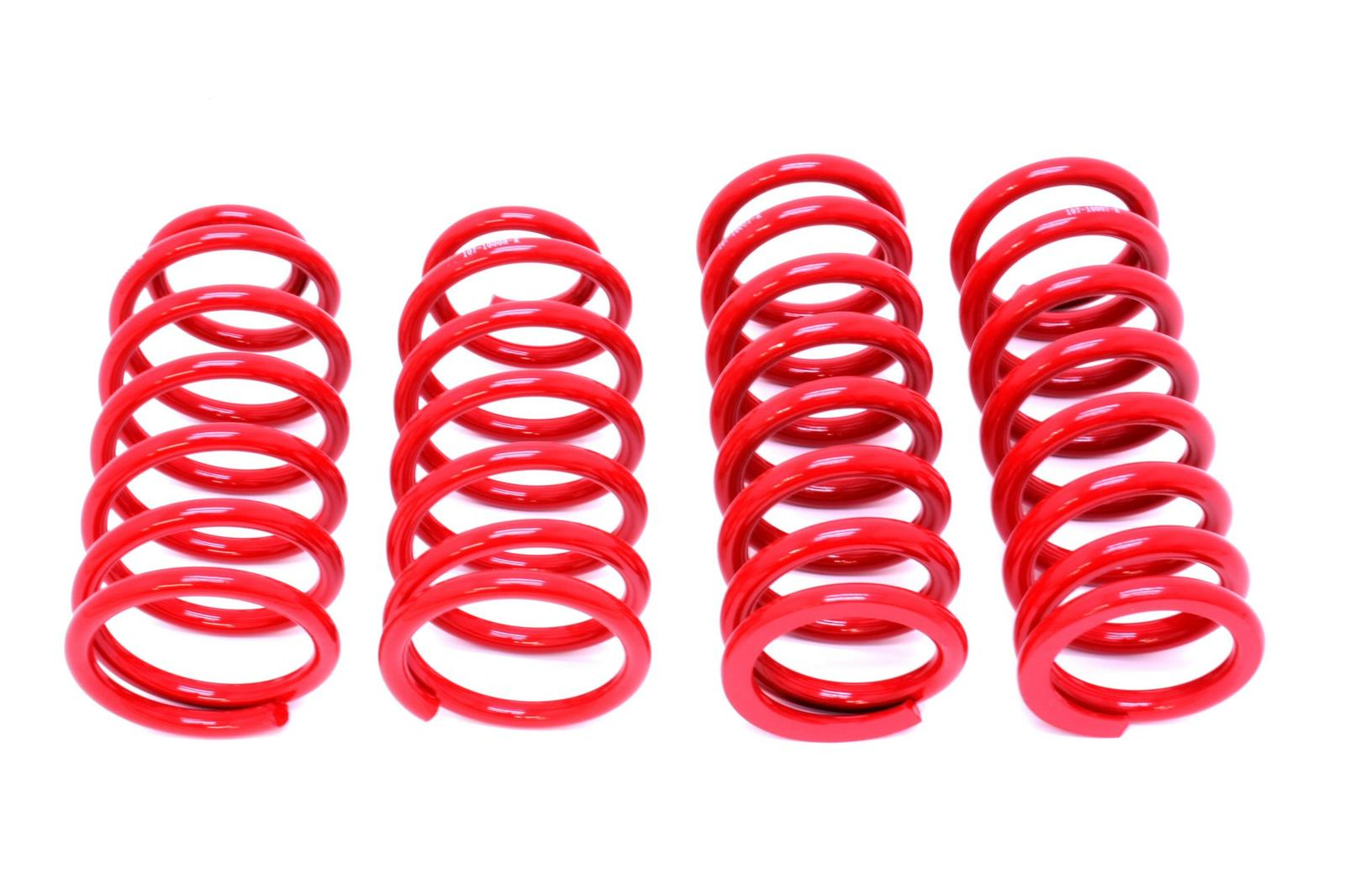 "1979-2004 Ford Mustang BMR Suspension Lowering Springs - Set of 4 (2"" Drop)"