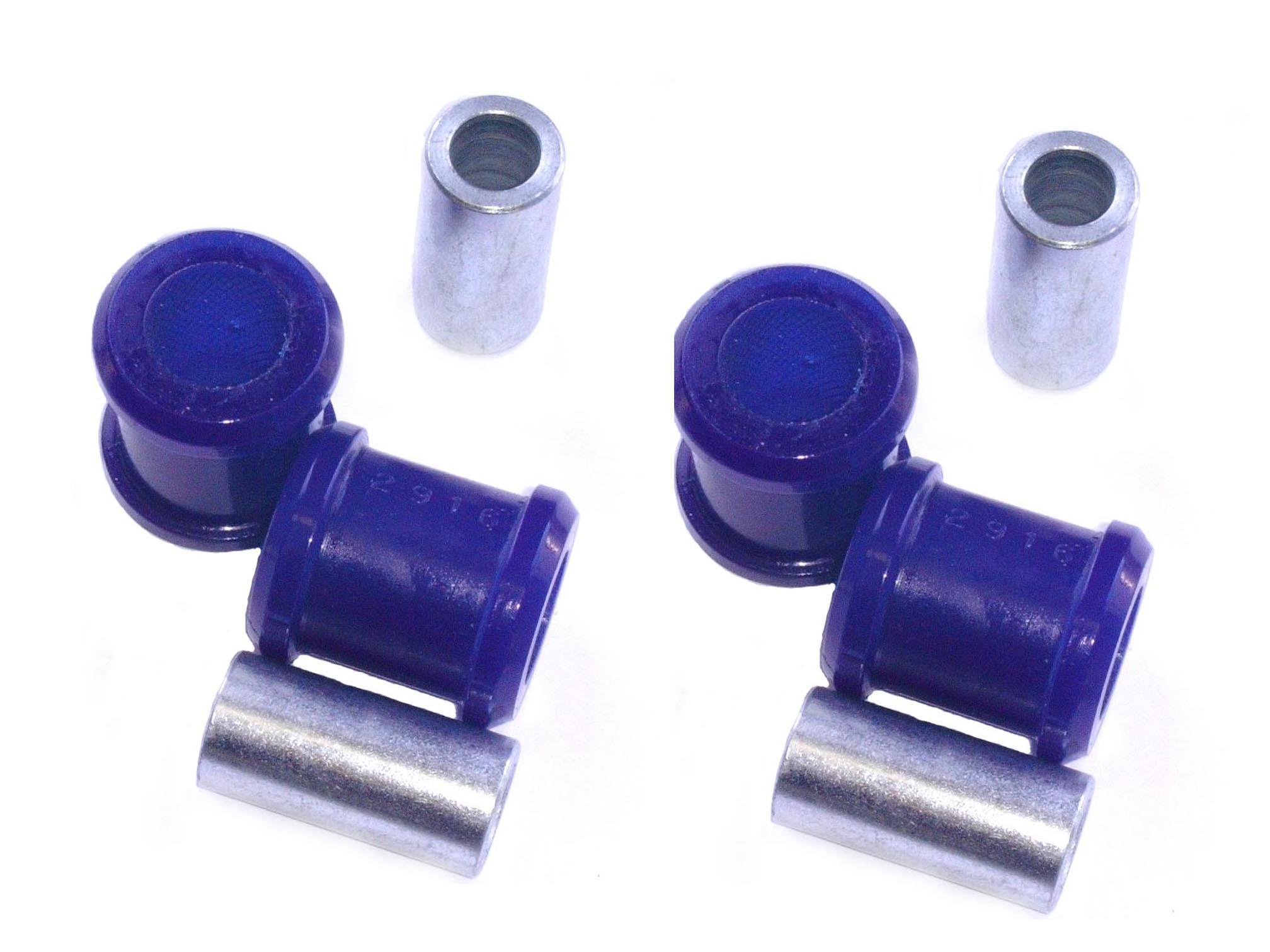 2008+ Dodge Challenger BMR Suspension Super Pro Rear Sway Bar End Link Bushing Kit