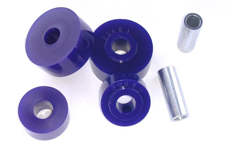 2009-2011 Dodge Challenger BMR Suspension Super Pro Rear Shock Aboserber Upper Bushing Kit