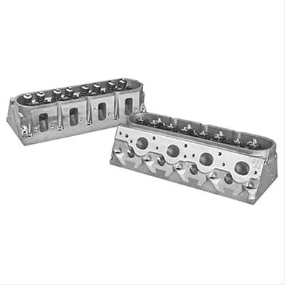 LS3 Trick Flow Gen-X 255 Cylinder Heads - 69CC Chambers (4-Bolt) w/370LB Springs & Chromoly Retainers