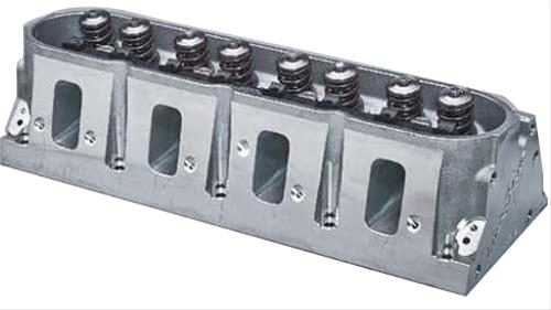 LS3 Trick Flow Gen-X 255 Cylinder Heads - 69CC Chambers (6-Bolt) w/448LB Springs