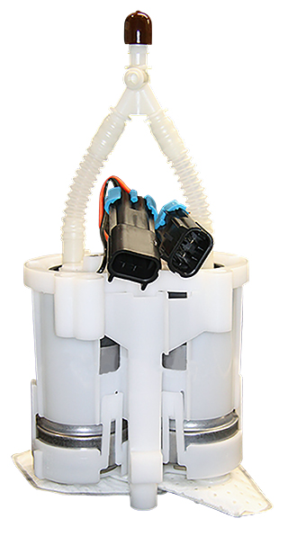 Racetronix Dual E85 Fuel Pump Assembly - 900LPH Pumps