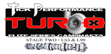 LS3/L99 Tick Performance Stage 2 Turbo Camshaft