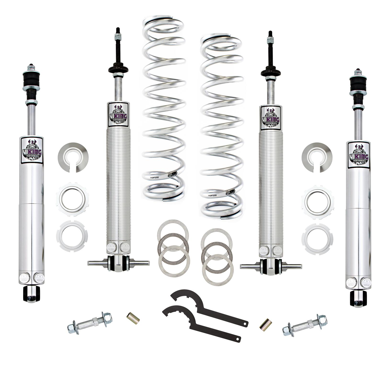 93-02 Fbody Viking Performance Total Vehicle Package - 275lb Springs