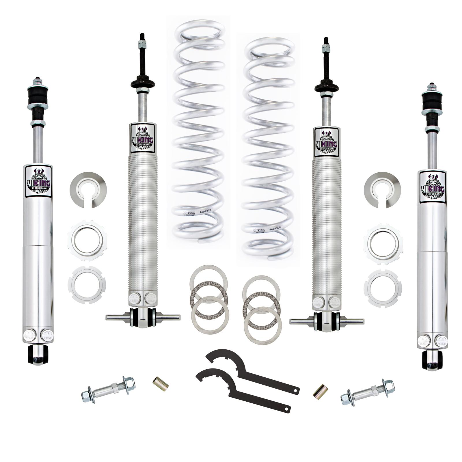 93-02 Fbody Viking Performance Total Vehicle Package - 300lb Springs