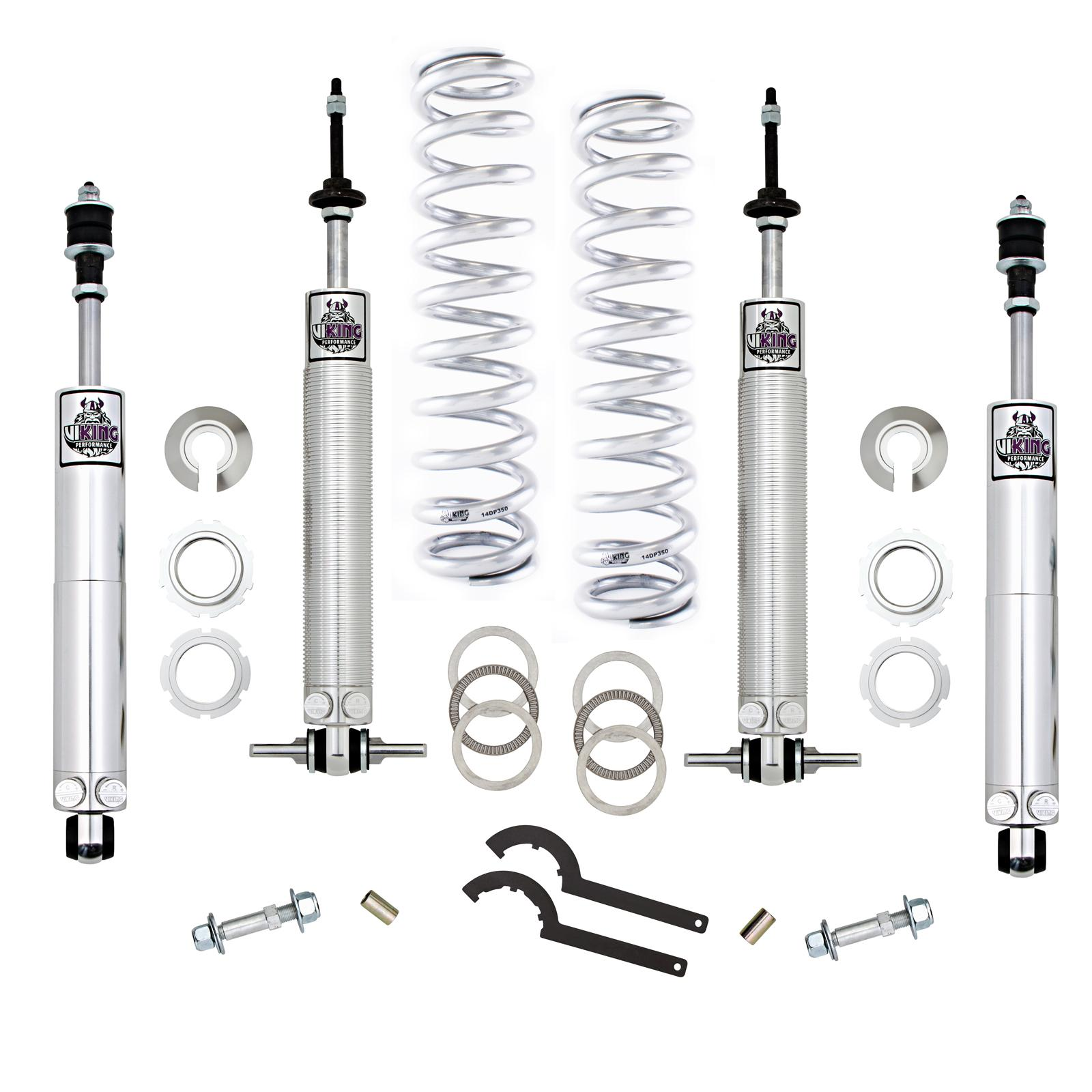 93-02 Fbody Viking Performance Total Vehicle Package - 350lb Springs