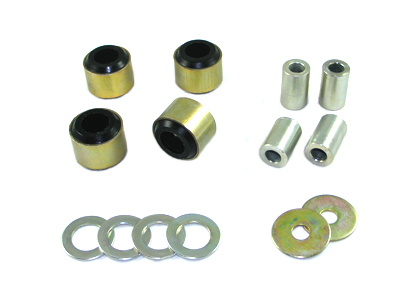 2005+ Dodge Charger/Magnum/Challenger/300C Whiteline Rear Toe Link Inner & Outer Bushing