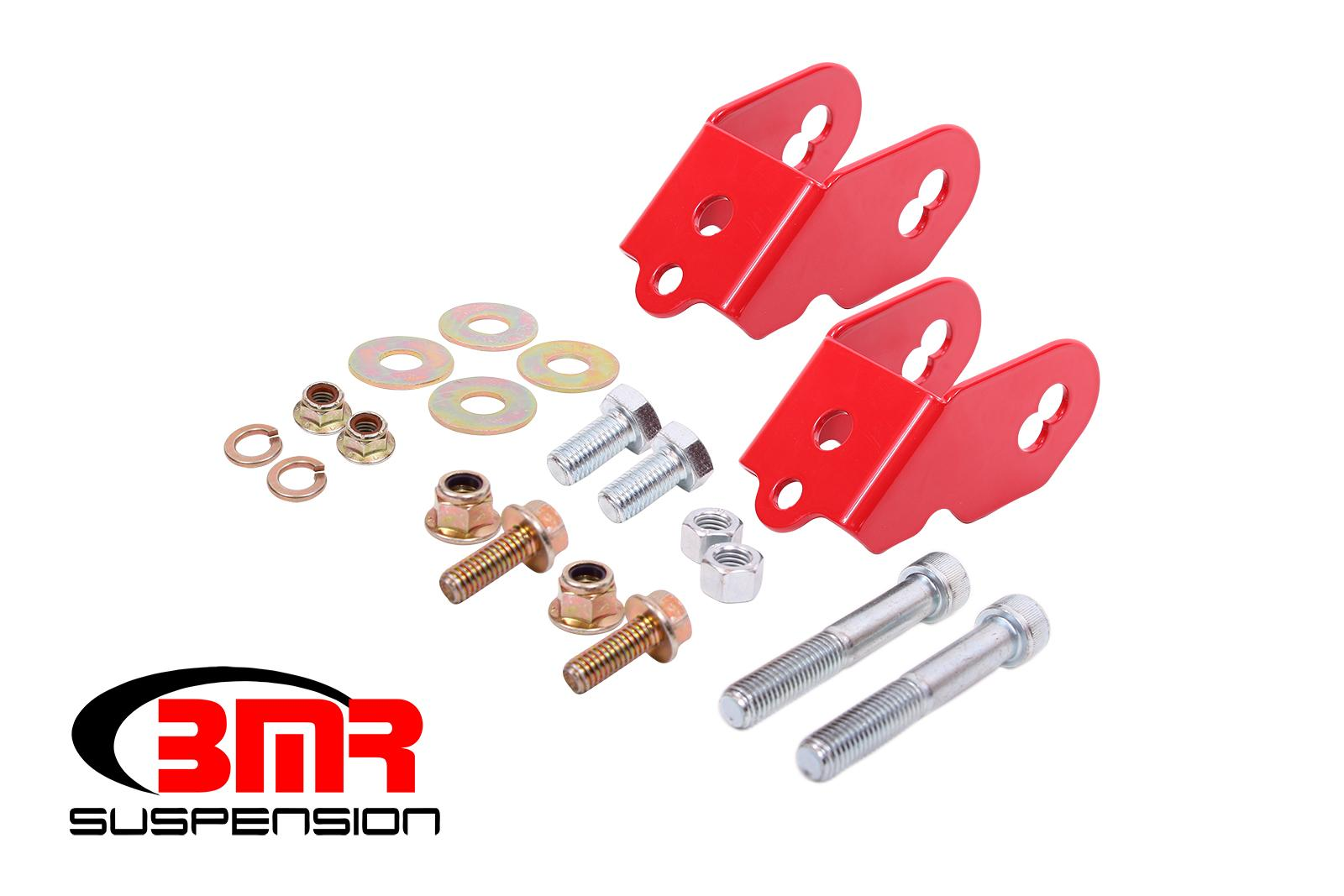 2015+ Ford Mustang BMR Suspension Rear Camber Adjustment Lock Out Kit