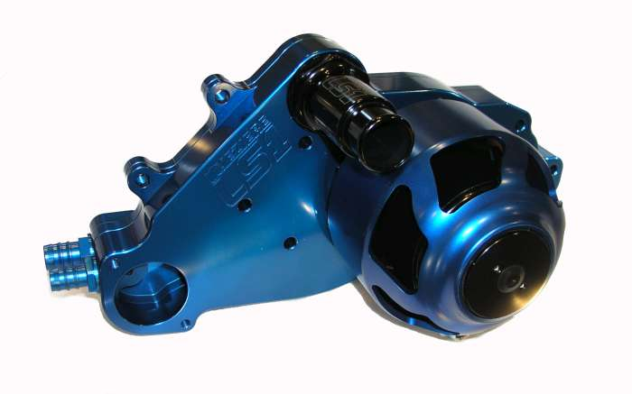 LSX Meziere Electric Water Pump (Street Version)