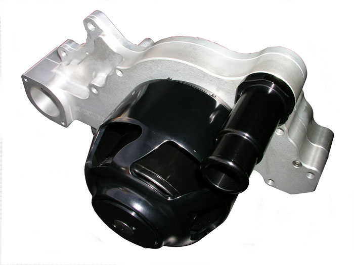 2010-13 C6 Corvette LS3 Meziere Electric Water Pump
