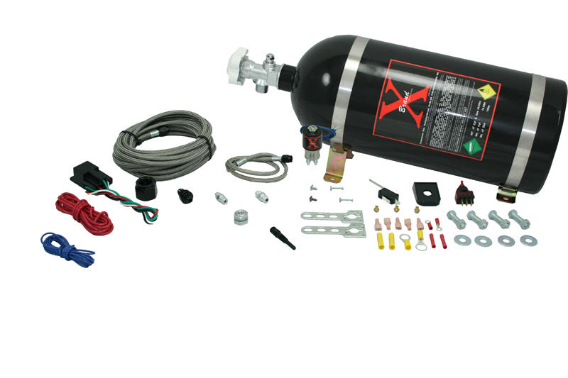 Brand X Dry Nitrous System for LSX Engines