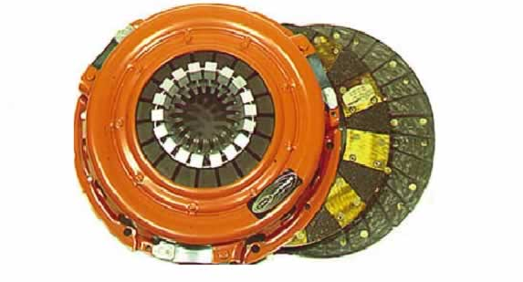 2004 GTO LS1 Centerforce Dual Friction Clutch