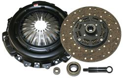 1997-2004 C5 Corvette Competition Clutch Kit Performance Stage 1 - Brass Plus