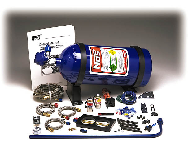 85-92 5.0/5.7TPI F-Body NOS Fuel Injection Nitrous System
