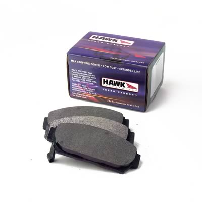 2005-2013 C6 Corvette Hawk Performance HPS Brake Pads(Rear)