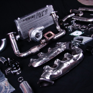 98-02 LS1 Fbody On 3 Performance Turbo Kit - For Cars equipped with No A/C