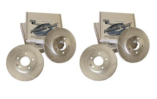 98-02 LS1/V6 Powerslot Rotor Package - All 4 - Save $$!