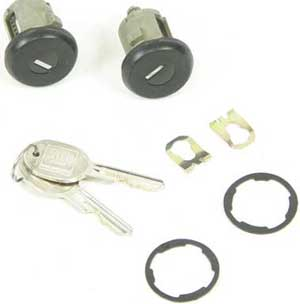93-02 Fbody Performance Years Door Lock Kit
