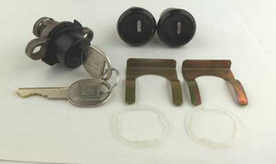 93-01 Fbody Performance Years Door & Trunk Lock Kit