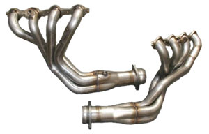 "01-02 LS1 Fbody Kooks 1 3/4"" x 1 7/8"" x 3"" Stainless Steel Long Tube Headers (w/AIR)"