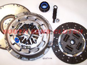 2005-2006 GTO South Bend Clutch Stage 2 Daily Clutch Kit w/Flywheel (475 ft/lbs)