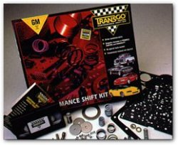 93-02 TransGO 4L60E Shift Kit
