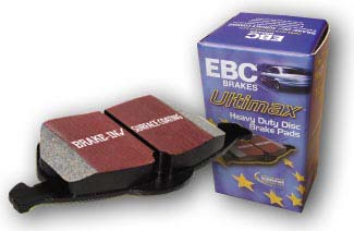 2006-08 Trailblazer SS EBC Ulitmax Brake Pads (Rear)